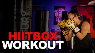 Full Body HIITBOX Workout with Catt!