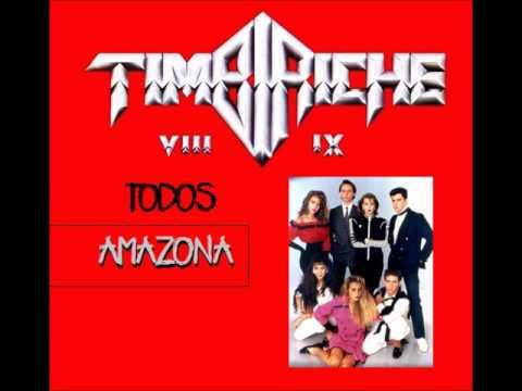 TIMBIRICHE   AMAZONA Todos