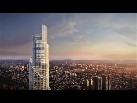 Israel Builds Modern Tower of Babel – Spiral Tower