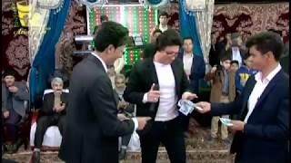 مرتضی جوان در مراسم عروسی خاندان شیردل - خراسان - روستای جزین