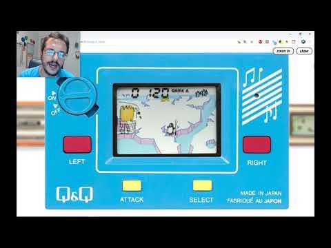 "Penguin Land (Handheld LCD - Q&Q - Año desconocido) ""Epimundo Handheld"" Episodio #3"