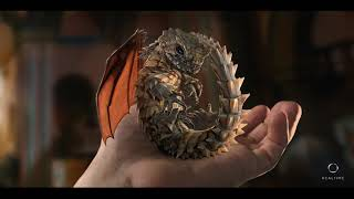Watch: Realtime creates dragons for BBC America's The Watch