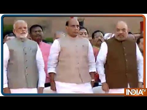 PM Modi Oath Taking Ceremony  | PM Modi समेत 58 मंत्रियों ने ली शपथ | Full Video