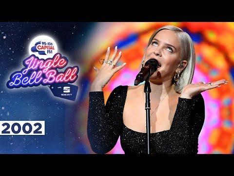 Anne-Marie - 2002 (Live at Capital's Jingle Bell Ball 2019) | Capital