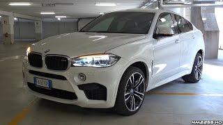 2016 BMW X6M F86 4.4 Twin Turbo V8    Full Walkaround, Start Up, Engine Sound