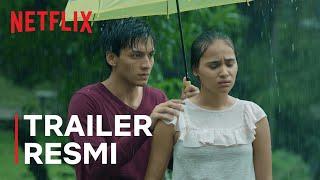 Sinopsis Film Netflix 'Seperti Hujan yang Jatuh ke Bumi', Dibintangi Jefri Nichol dan Aurora Ribero