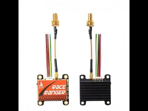 AKK Race Ranger Smart Audio 200mW  400 mW 800mW 1600mW da Banggood
