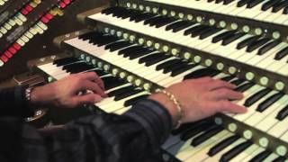 Star Wars Symphonic Suite--Jelani Eddington at the Sanfilippo Wurlitzer
