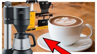 Filterkaffeemaschine TEST - Welche Kaffeemaschine kaufen? 2021