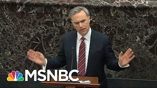 Trump Team Lawyer Cipollone Was Involved In Early Ukraine Pressure Campaign, Bolton Alleges | MSNBC