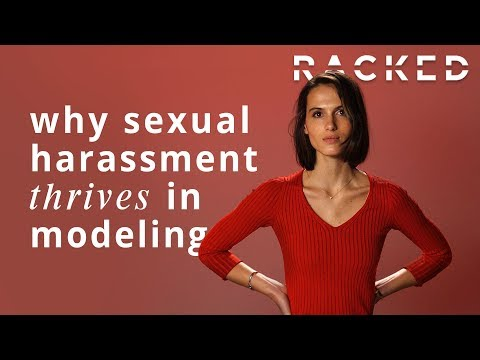 Sexual Harassment In the Modeling Industry | Model Citizen | Racked