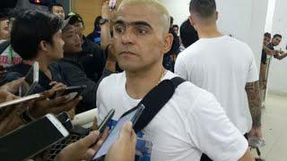Madura United Resmi Pecat Christian Gonzales