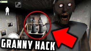 How to HACK Granny Horror Game... (Granny Cheats and Hacks)