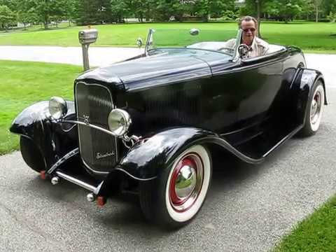 Video of Classic 1932 Ford Roadster - $54,900.00 - LAH5