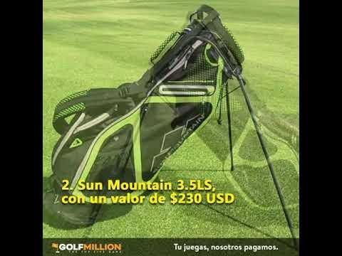 Golfmillion - Las Mejores Bolsas de Golf Según Golf Digest.