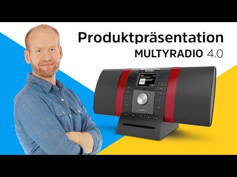 TechniSat MultyRadio 4.0 (DAB+, web radio, Bluetooth, Wi-Fi)
