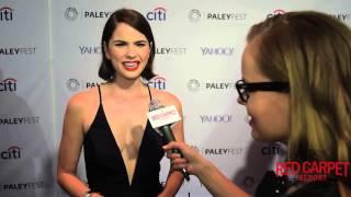 Shelley Hennig pour Mingle Media TV Network