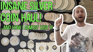 I Bought $5,000 in Rare Coins, Silver, & Currency...Damaged in Mail 😩