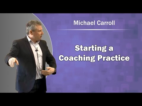NLP: Starting a Coaching Practice