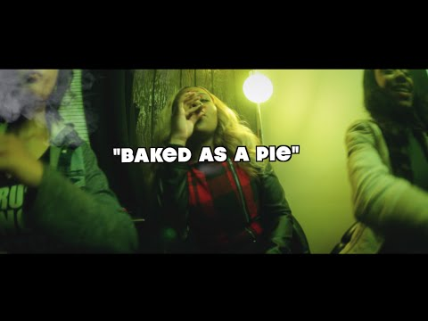 Queen Key • Baked As A Pie | [Official Video] Filmed By @RayyMoneyyy