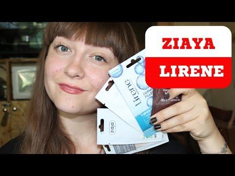 Польская БЮДЖЕТНАЯ уходовая косметика / Ziaya / Lirene