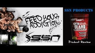 Sports Supplement Review - Scientific Sports Nutrition (SSN)