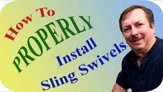 Installing Sling Swivels In Your Rifle Or Shotgun