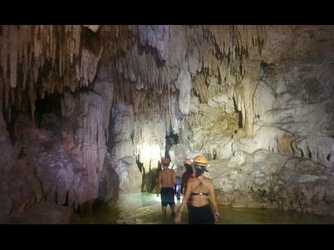"The ""see what is beneath Playa Del Carmen tour"""