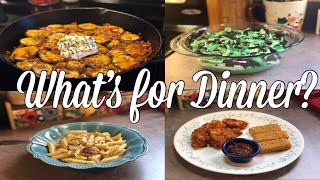 What's for Dinner?| Family Meal Ideas| March 2019