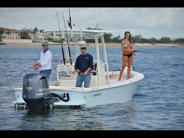 Florida Sportsman Best Boat - 23' to 27' Hybrid Bay Boats