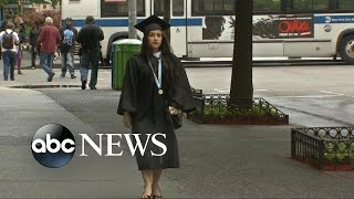 Once Homeless Student Who Cared for Disabled Brothers Graduates College