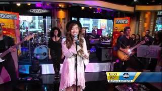 Demi Lovato - Skyscraper (Live from Good Morning America) 9/19/2011