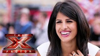 TOWIE's Jasmin Walia Auditions For The Judges   The Xtra Factor 2014