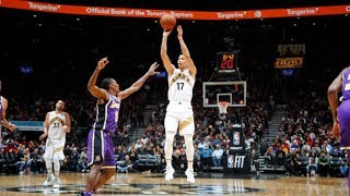 Jeremy Lin Highlights - Raptors vs Lakers 3/14/19