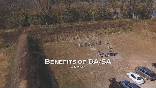 The Benefits of Carrying a DA/SA Pistol with Mike Pannone