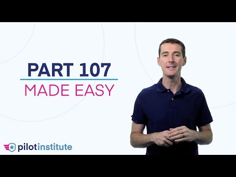 Part 107 Made Easy - Online Commercial Drone License Course ...