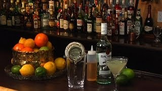 Daiquiri Cocktail - The Cocktail Spirit with Robert Hess - Small Screen