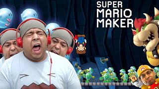 F#%K! I THOUGHT I WAS GETTING GOOD!! [SUPER MARIO MAKER] [#49]