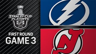 Hall registers three points in Game 3 win