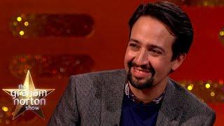 The Best Of Lin-Manuel Miranda On The Graham Norton Show