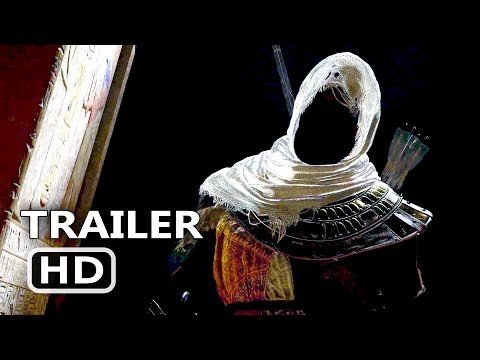 ASSASSIN'S CREED ORIGINS Official E3 Extended Trailer (2017) Xbox One X Ultra 4K Game HD