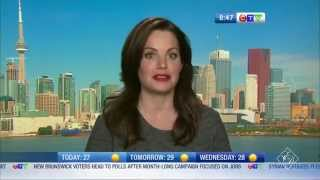CTV Morning Live Regina (22.09.14)