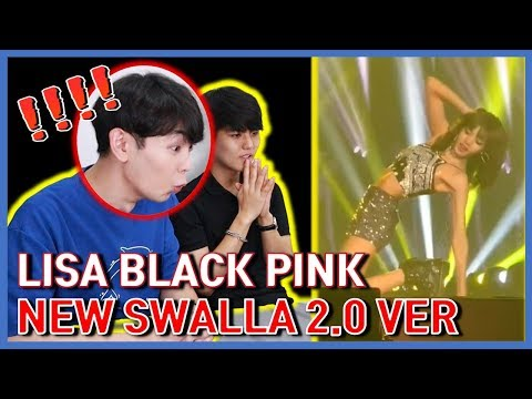 [KOREA REAKSI] NEW! LISA SWALLA 2.0 DANCE IN BANGKOK ENCORE | LISA Blackpink Solo Stage | Reaction