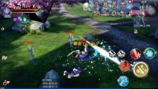 01:21 Skill showcase Age of Wushu Mobile 2 3D Snow sword 九阴真经3D 雪