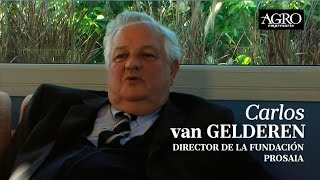 Carlos Van Gelderen - Director de la Fundación Prosaia