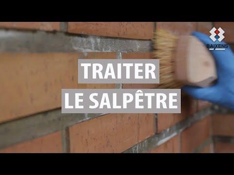 comment eliminer le salpetre comment lutter contre le salp tre dans une maison comment liminer. Black Bedroom Furniture Sets. Home Design Ideas