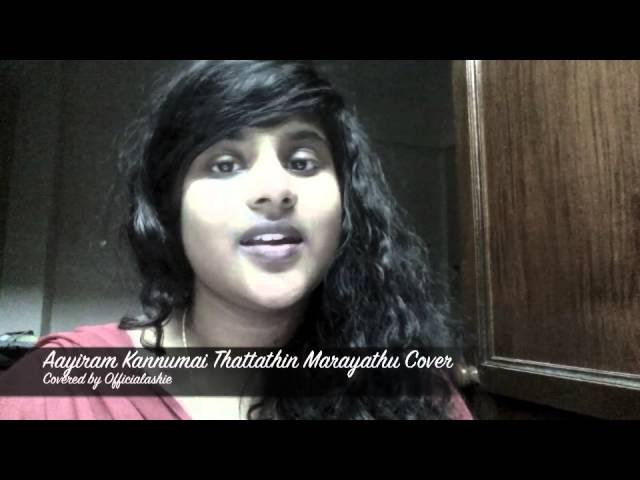 Aayiram Kannumai Thattathin Marayathu Cover