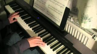 "Secret Garden - ""Song From A Secret Garden"" played on piano"