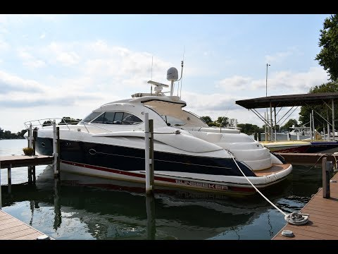 Sunseeker Predator 58 video