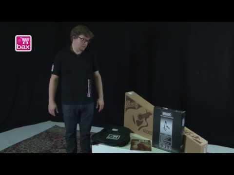 Akoestische Gitaar Startersset - Ibanez PF15C-NT westerngitaar set